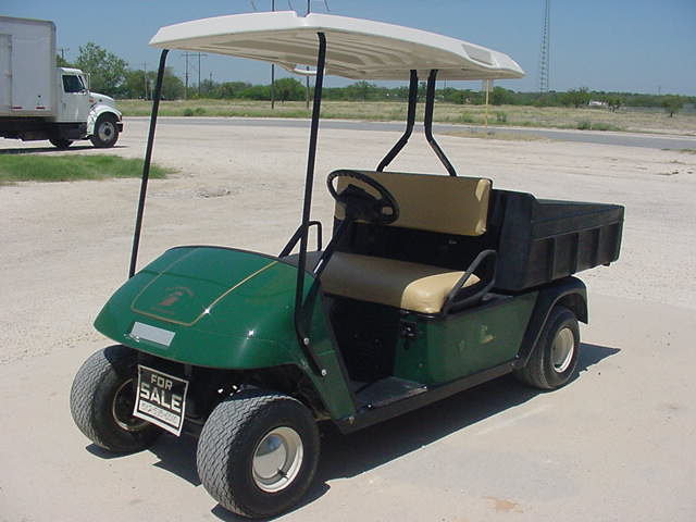 Ezgo Work Horse Golf Cart Hyperdriveauto